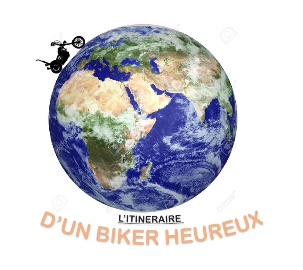 L'ITINERAIRE D'UN BIKER HEUREUX